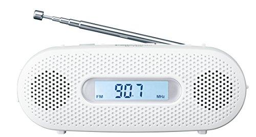 ラジオ パナソニック 国内正規品 RF-TJ20-W ポスカ付 国内送料無料 ホワイト