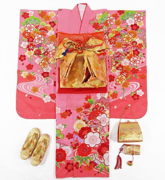 【特価】 [送料込み]七五三女の子7歳着物20点セット正絹wask17, PRIMACLASSE:273b6314 --- essexadvan.co.uk