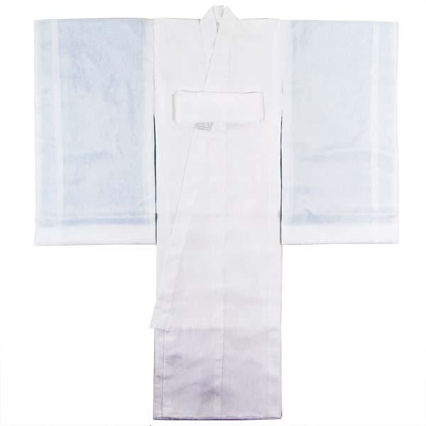お宮参り用男の子下着(襦袢)付け袖付きomjb01