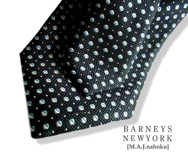 982新品★バーニーズ ニューヨーク BARNEYS NEWYORK★★ ネクタイ イタリー製★★MENS