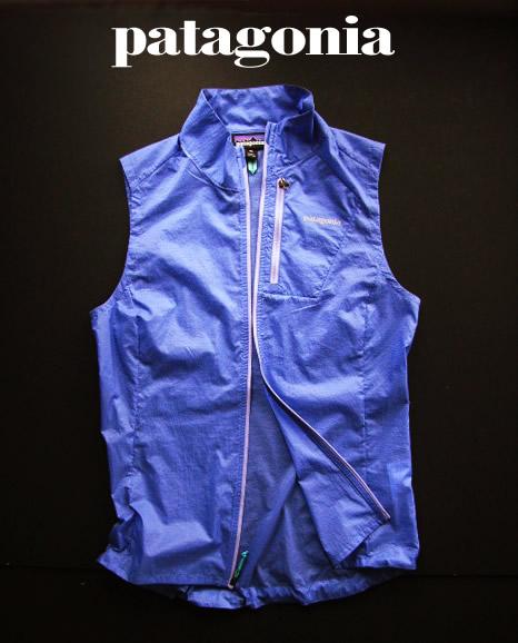 6677新品★パタゴニア patagonia★フーディニベスト Houdini Vest104★青紫系 Violet Blue★XS★WOMENS★