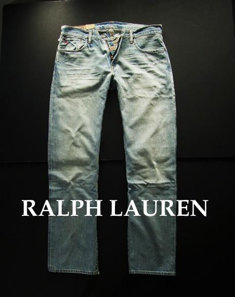 3251-3新品★ラルフローレン RALPH LAUREN★ヴィンテージデニム2604 CLASSIC867★MENS★