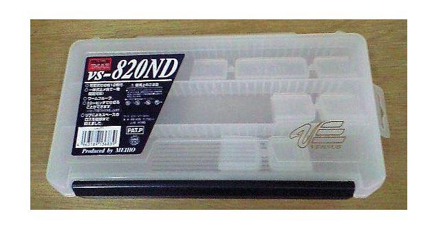 日本正規品 メーカー: 在庫あり 発売日: メイホウ VS820ND クリア
