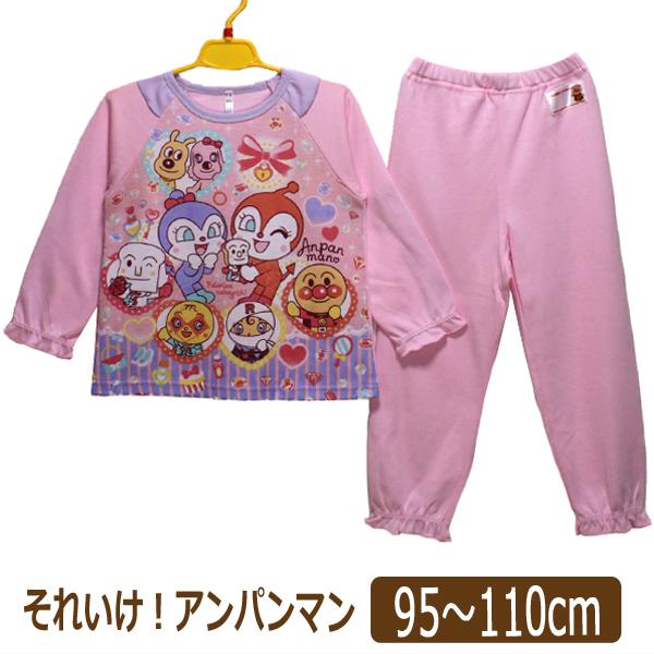 アンパンマン キャラクター パジャマ