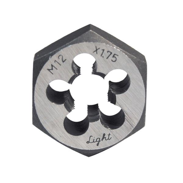 六角ダイス ウィット並目ねじ 1W×8 サラエナットダイス ねじ切りダイス おねじ加工修正