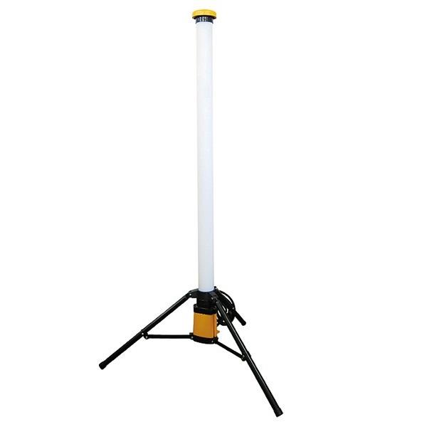 LED現場灯100W ホワイト GE-07 LED作業灯 屋外照明 コード式現場灯