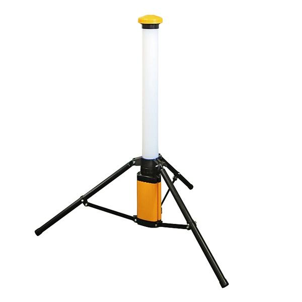 LED現場灯 充電式18W ホワイト GE-11 防水ライト 作業灯 充電式現場灯