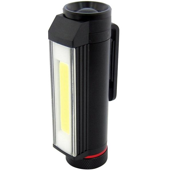 ポケットライト 電池式ライト ミニライト オーバーのアイテム取扱☆ WL-07 明るさHIGH280lm LOW120lm 光源3WCOBLED 安心の実績 高価 買取 強化中