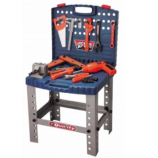 おもちゃワークベンチ 子供用工具セット 子供用ツールセット 子供用工具ステーション おもちゃツールセット おもちゃ工具セット 子供用ツールセット