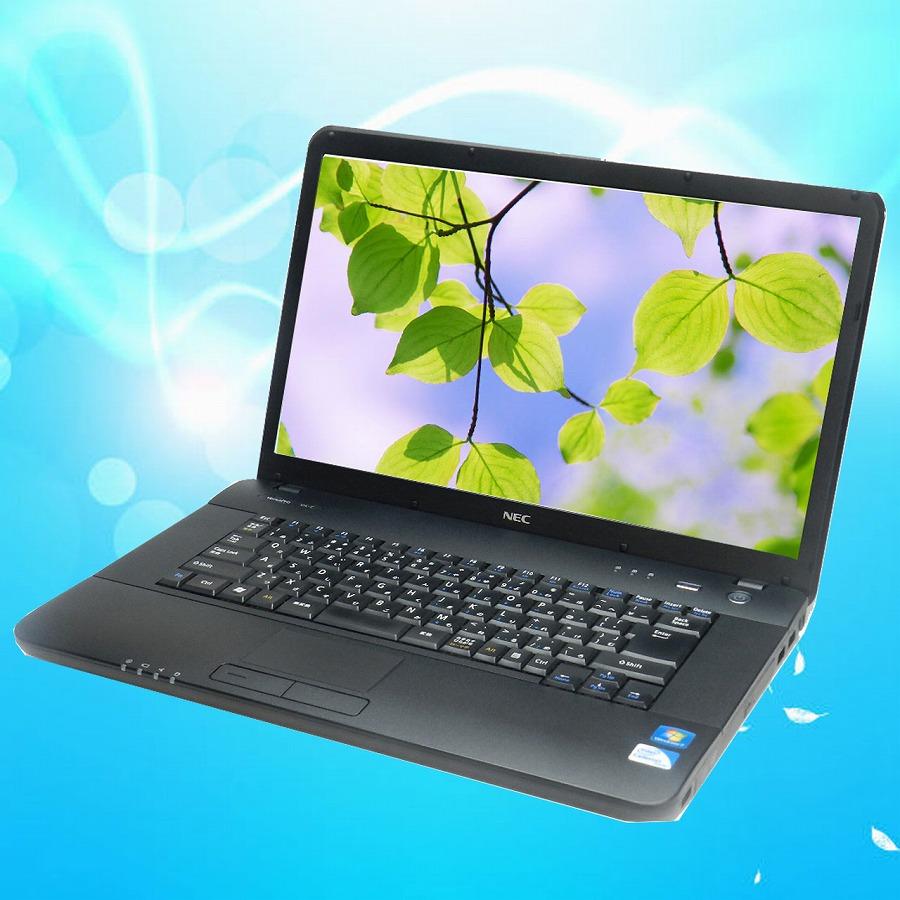 Used Laptop Windows 7 Pro With Nec Versapro Vk23ea C Celeron 2 3 Ghz Dvd Rom Built Setup Has Been Kingsoft Office Installed