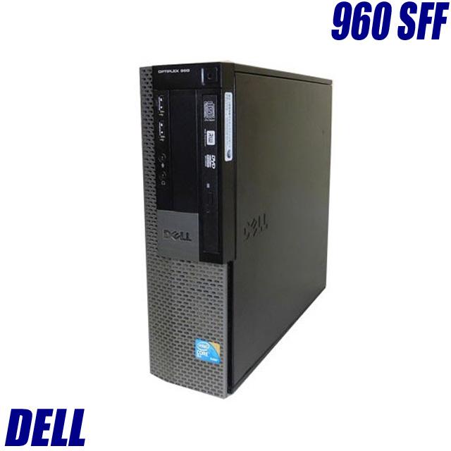 DELL Optiplex 960【中古】 DVDスーパーマルチ Core2Duo 3.33GHz MEM:4GB&HDD320GB搭載 WPS Officeインストール済み 中古パソコン Windows7