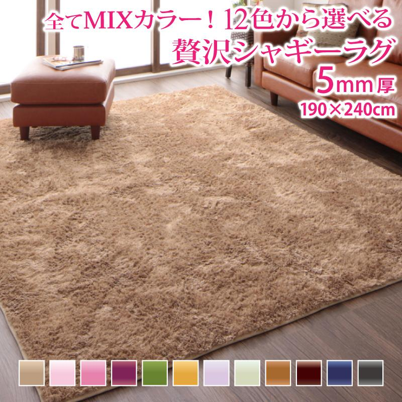 Millimeters Of Luxurious Shaggy Rugs