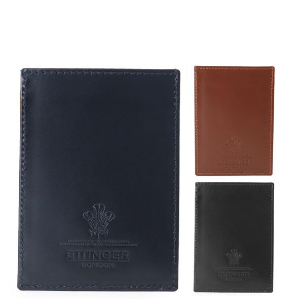 ETTINGER エッティンガー ブライドルハイドコレクション BRIDLE BH 040AJR SINGLE PASS CASE パスケース カードケース 定期入れ ブライドルレザー カラー3色 メンズ