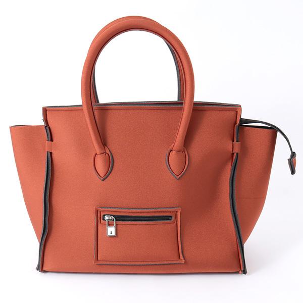 SAVE MY BAG セーブマイバッグ PORTOFINO LYCRA METALLICS 2129N ポルトフィーノ メタリック 軽量 ハンドバッグ トートバッグ マザーバッグ カラーDATTERO