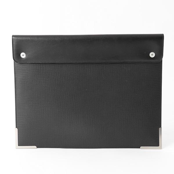 Maison Margiela メゾンマルジェラ 11 S55WF0014 SY0969 レザーコンビ クラッチバッグ セカンドバッグ 書類ケース カラー961/ブラック×レッド メンズ