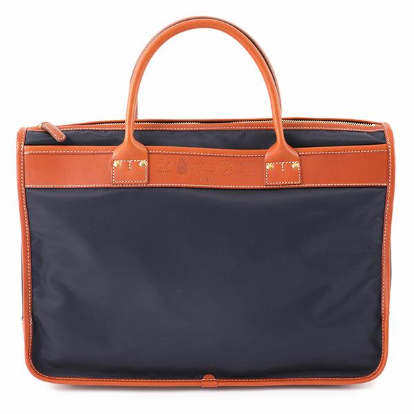 felisi フェリージ 1731 DS ナイロン×レザー ブリーフケース ビジネスバッグ 手提げバッグ カラー0045/BLEU-BLUE メンズ