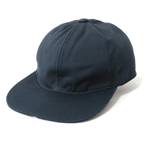 THOM BROWNE NEW YORK トムブラウン ニューヨーク MHC312E 01443 キャップ 帽子 ベースボールキャップ カラー415/NAVY メンズ
