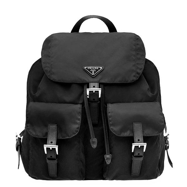 PRADA プラダ 1BZ811 V44 F0002 ナイロン リュックサック バックパック デイバッグ 鞄 カラーNERO/ブラック