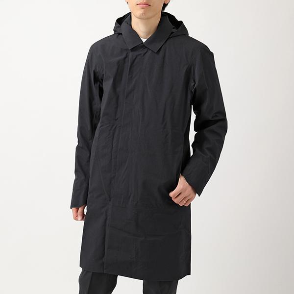ARCTERYX VEILANCE アークテリクスヴェイランス 18181 Galvanic Down Coat フーデッド ダウンコート ダウンジャケット Black メンズ