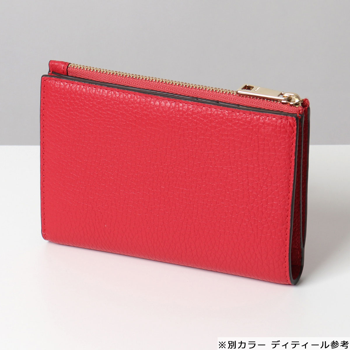 Traditional Leather Passport Holder Red