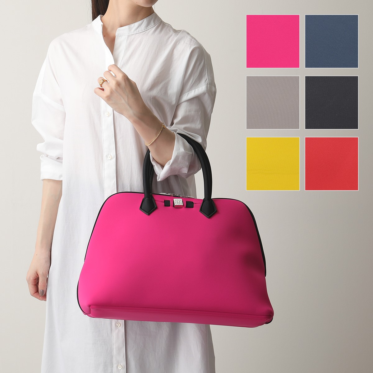 グッドプライス SAVE MY BAG セーブマイバッグ 10540N-LY-TU PRINCESS MAXI ボストンバッグ プリンセス トートバッグ レディース カラー6色 鞄 LYCRA 定番から日本未入荷 マキシ 捧呈
