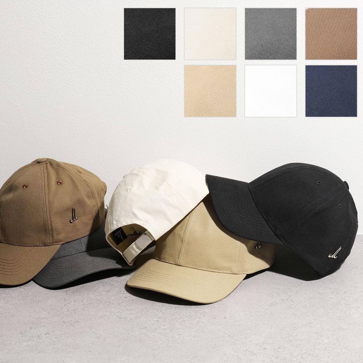 2021年春夏新作 Muhlbauer 定番 ミュールバウアー CS071 BASE ベース カラー7色 帽子 ベースボールキャップ 2021ss コットン ピン2色付属 通販 メンズ