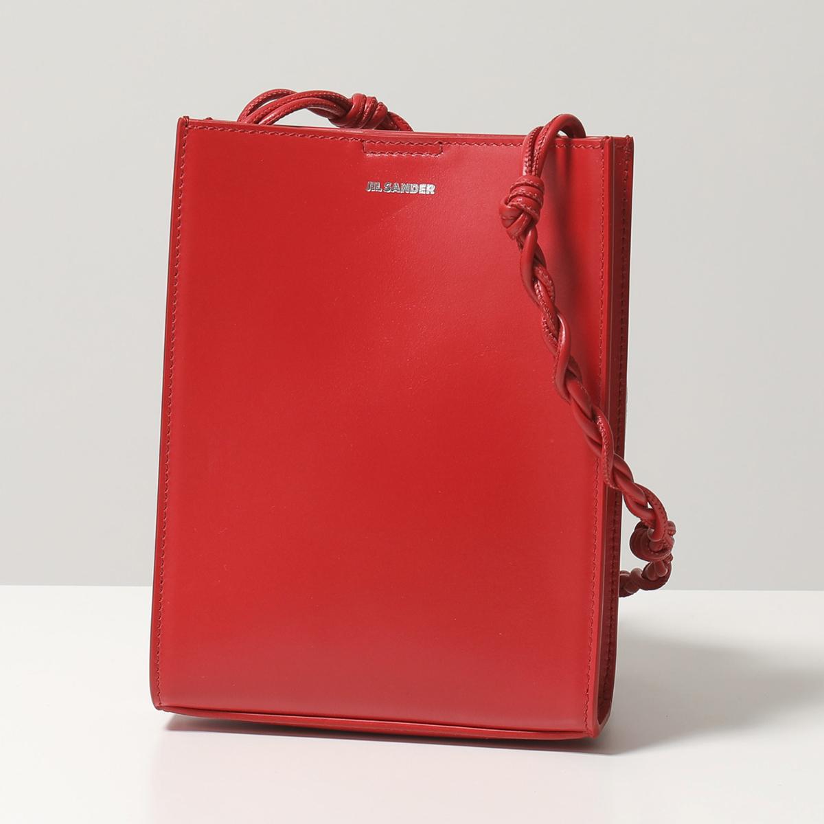 JILSANDER ジルサンダー JSPQ850173 WQB69110N 620 TANGLE SM レザー ショルダーバッグ ハンドバッグ 鞄 レディース