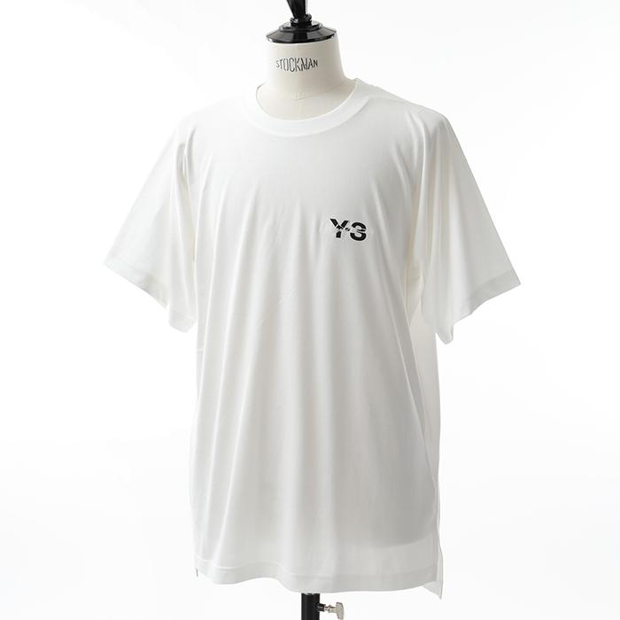Y-3 ワイスリー DP0612 M SIGNTR SS TEE コラボ 半袖 Tシャツ オーバーサイズ ビッグシルエット カラーCWHITE メンズ