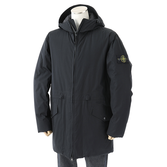 STONE ISLAND ストーンアイランド 671542325 フード付き 中綿コート V0029