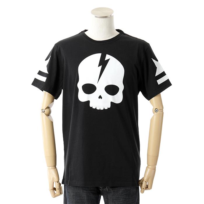 HYDROGEN ハイドロゲン 230052 クルーネック 半袖Tシャツ 118