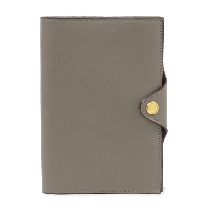 J&M DAVIDSON ジェイアンドエム デヴィッドソン 10108 7470 M DIARY CASE レザー 手帳カバー B6サイズ 9300/dimgrey