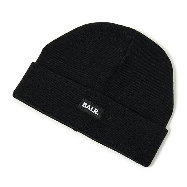 激安/新作 BALR. Beanie ボーラー Box 帽子 Logo Beanie ニットキャップ 帽子 ボックスロゴ Black Black, メガネのヒラタ:a0d5e724 --- canoncity.azurewebsites.net