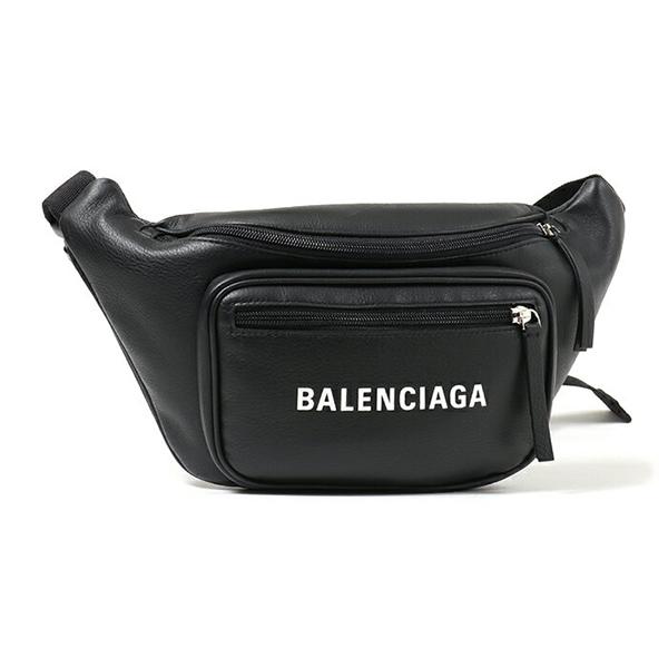 BALENCIAGA バレンシアガ 531933 DLQ8N 1060 EVERYDAY BELT PACK エブリデイ ベルトバッグ 1060/BLACK
