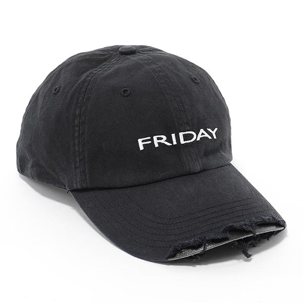 VETEMENTS ヴェトモン UAH19AC306 REEBOK WEEKDAY CAP ベースボールキャップ 帽子 BLACK メンズ