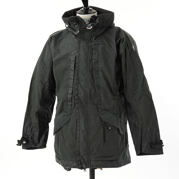 KLATTERMUSEN クレッタルムーセン 10602M Rimfaxe 2.0 Jacket M's フーテッド マウンテンジャケット ブルゾン Charcoal メンズ