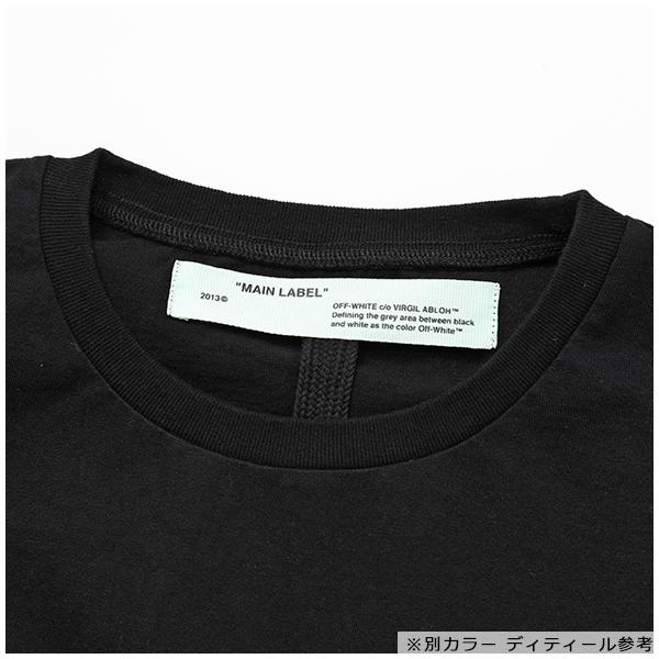 エントリーでポイント最大16倍!5/15限定★OFF-WHITE オフホワイト VIRGIL ABLOH OMAA038R19185012 COLORED ARROWS S/S OVER TEE クルーネック 半袖 Tシャツ 0288/OFF-WHITE メンズ