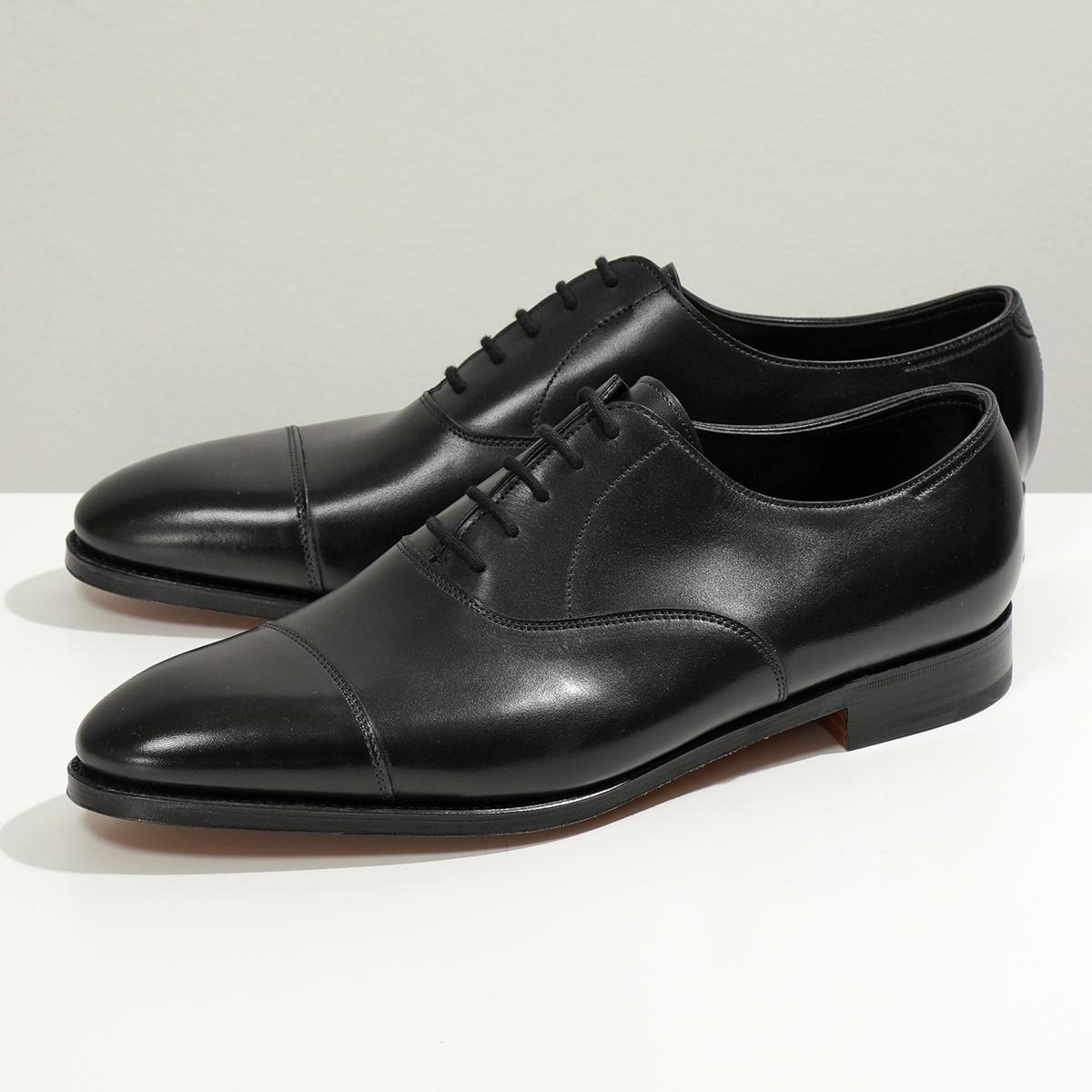 JOHN LOBB ジョンロブ CITY 2 CALF 008031L LAST 7000 E シティ2 レザーシューズ ドレスシューズ 革靴 ビジネス BLACK メンズ