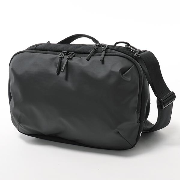 Aer エアー Commuter Bag 31003 10.2L ブリーフケース ナイロン ビジネス ショルダーバッグ Work Collection 15インチ対応 Black メンズ