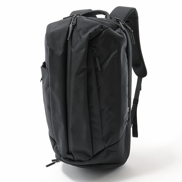 Aer エアー Duffel Pack2 11001 24.6L リュック バックパック ナイロン バッグ Active Collection 15.6インチ対応 Black メンズ