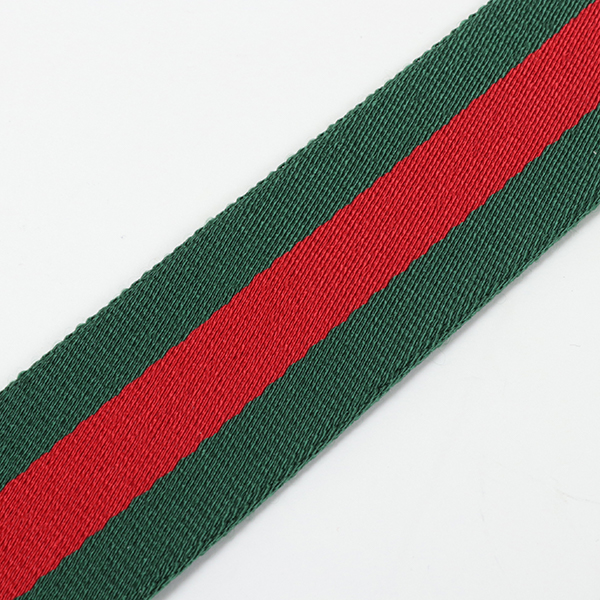 4737524c0 ... GUCCI Gucci 411924 H917N 1060 Web line nylon X leather belt  interlocking grip G buckle men ...
