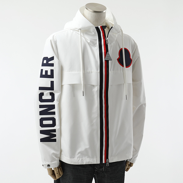 MONCLER モンクレール MONTREAL 4109105 C0025 モントリオール フーテッド ナイロン ジャケット ブルゾン 040 メンズ