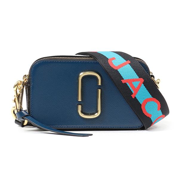 【カラー限定特価】MARC JACOBS マークジェイコブス snapshot スナップショット M0014146 ショルダーバッグ ポシェット 455/BLUESEA-MULTI 鞄 レディース