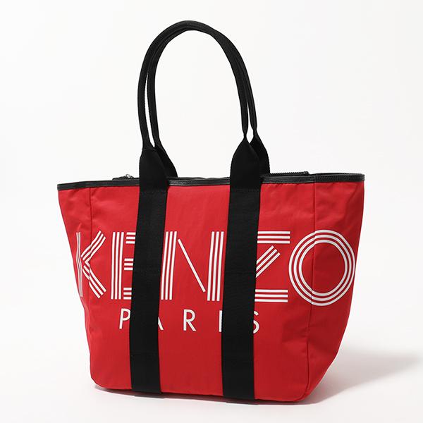 KENZO ケンゾー 5SF219 F24 ナイロン ロゴ トートバッグ ショッピングバッグ 21 ユニセックス