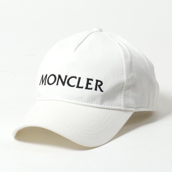 MONCLER モンクレール 0091750 V0006 コットン ベースボールキャプ 帽子 032 メンズ