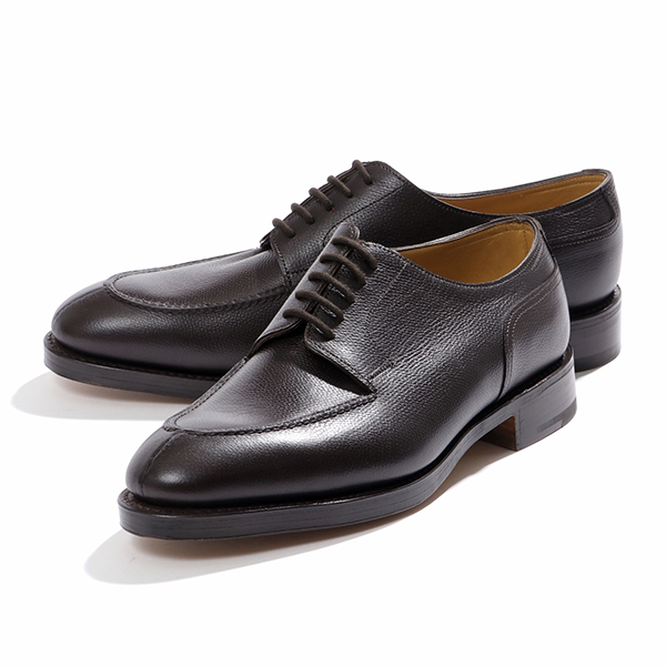 JOHN LOBB ジョンロブ HARLYN COURCHEVEL 11308LL LAST 8695 E レザーシューズ ドレスシューズ 革靴 ビジネス DARKBROWN メンズ