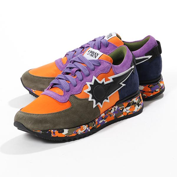 URBANSUN アーバンサン ANDRE 521 アンドレ ローカット スニーカー シューズ ヴィンテージ 靴 メンズ