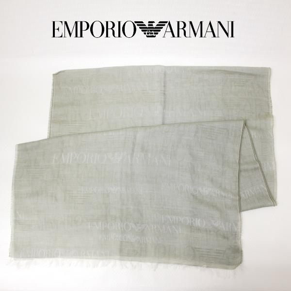 【春夏 国内正規】エンポリオ アルマーニ【EMPORIO ARMANI】 ストール マフラー625207