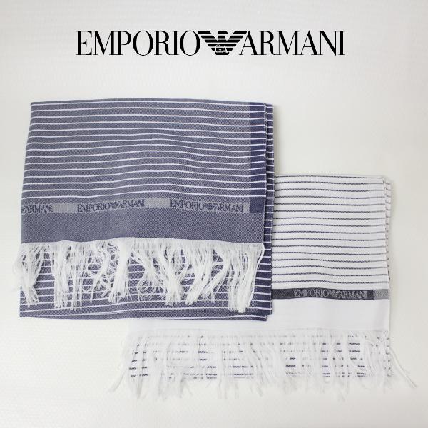 【春夏 国内正規】エンポリオ アルマーニ【EMPORIO ARMANI】 ストール マフラー625900