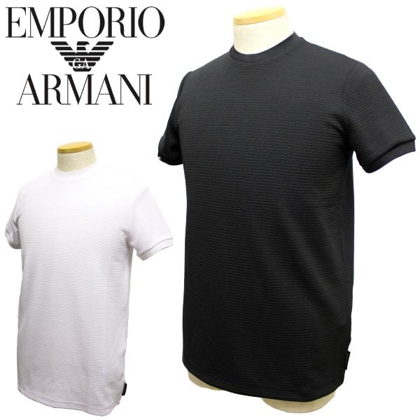 【春夏 国内正規】エンポリオ アルマーニ【EMPORIO ARMANI】半袖Tシャツ3G1TH9