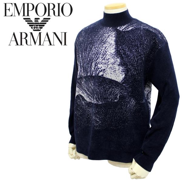 【2020年秋冬 国内正規】エンポリオ アルマーニ【EMPORIO ARMANI】ニット ハイネックセーター6H1MV8